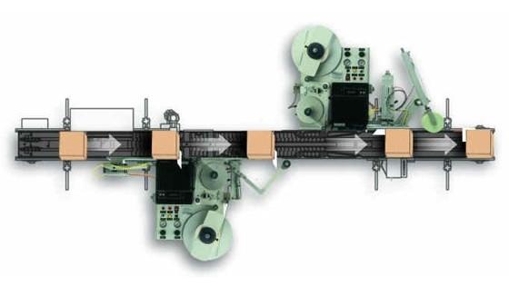 Hydraulic ValveLabeling Machinery Banner