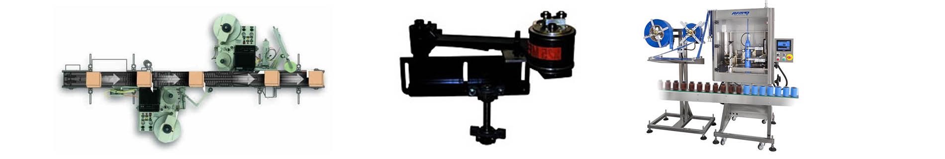 Labeling Machinery banner