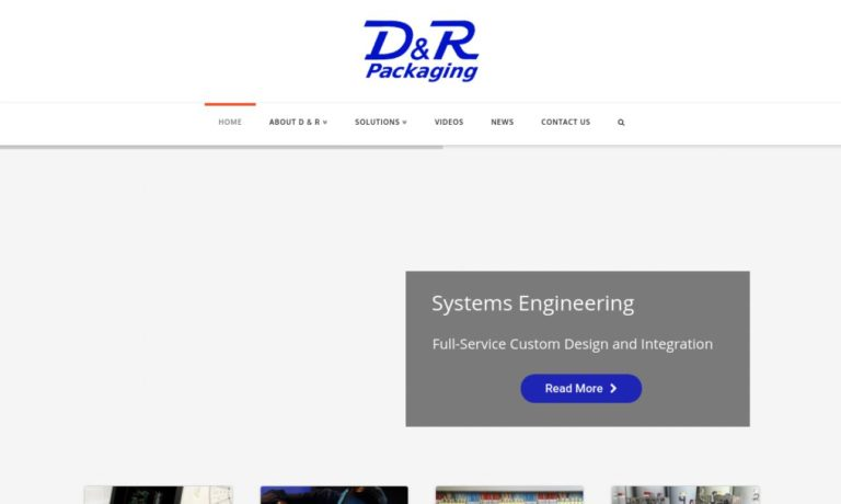 D & R Packaging, Inc.