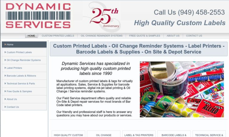 Dynamic Services, Inc.
