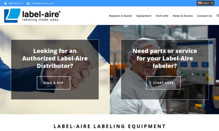 Label-Aire, Inc.