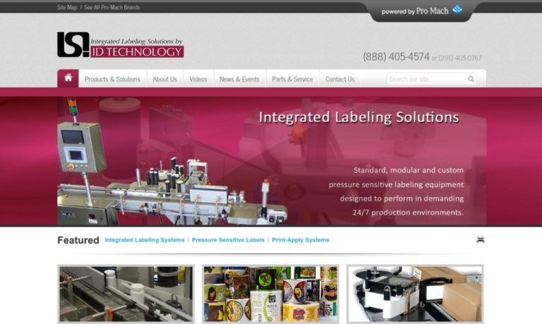 Labeling Systems Inc.