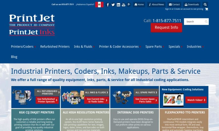 PrintJet Corporation