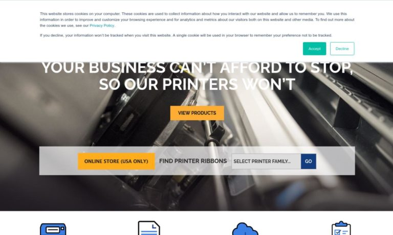 Printronix, Inc.
