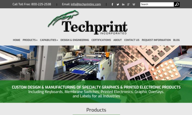 Techprint Incorporated