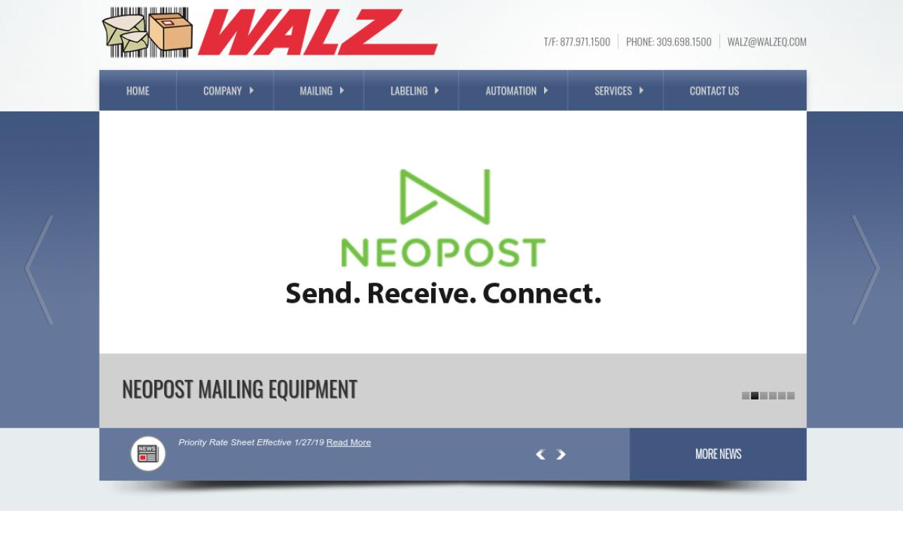 Walz Label and Mailing Systems