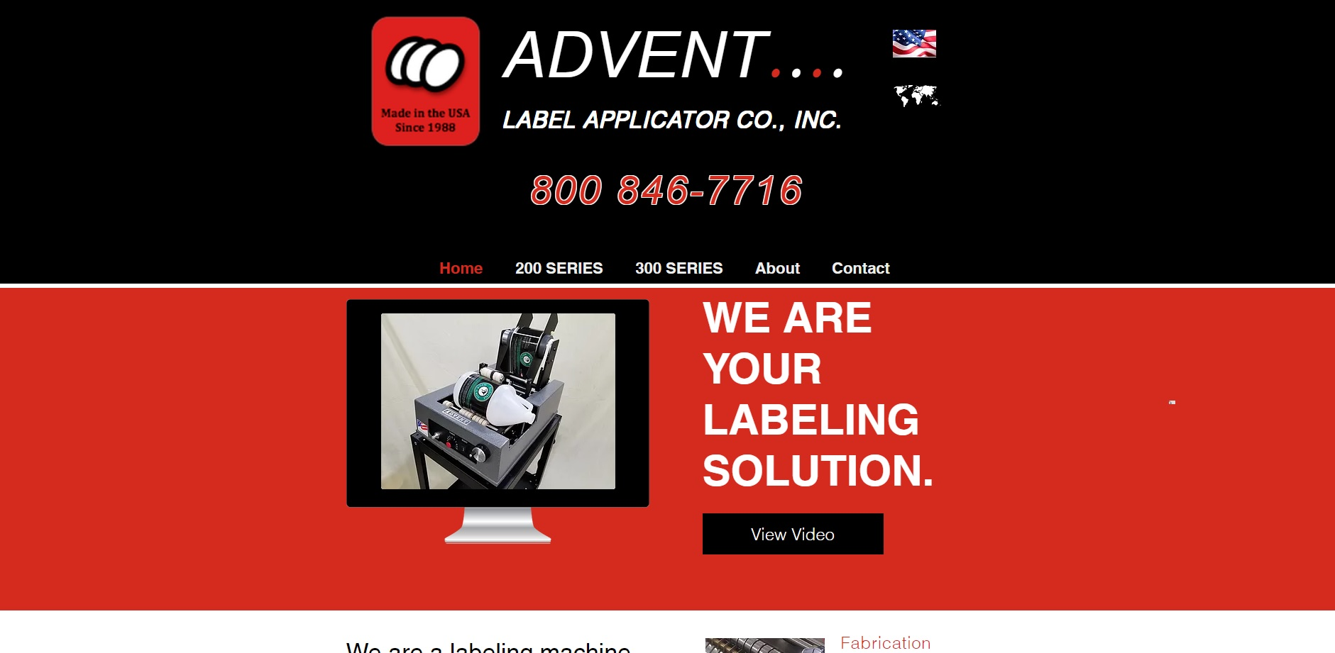Advent Machine Company, LLC