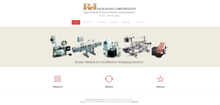 RJ Packaging Corporation